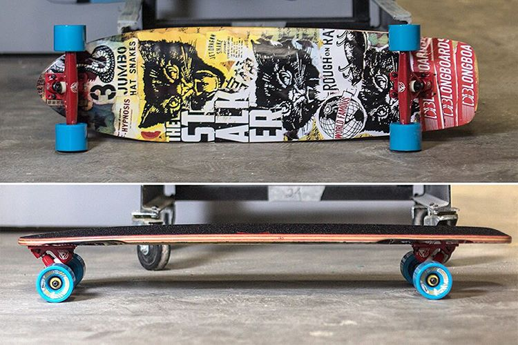 We stumbled across a few of our classic Stalker V1's in the warehouse and we just added them to our website for a low price. Checkout our clearance section at DBlongboards.com  #dblongboards #longboard #longboarding