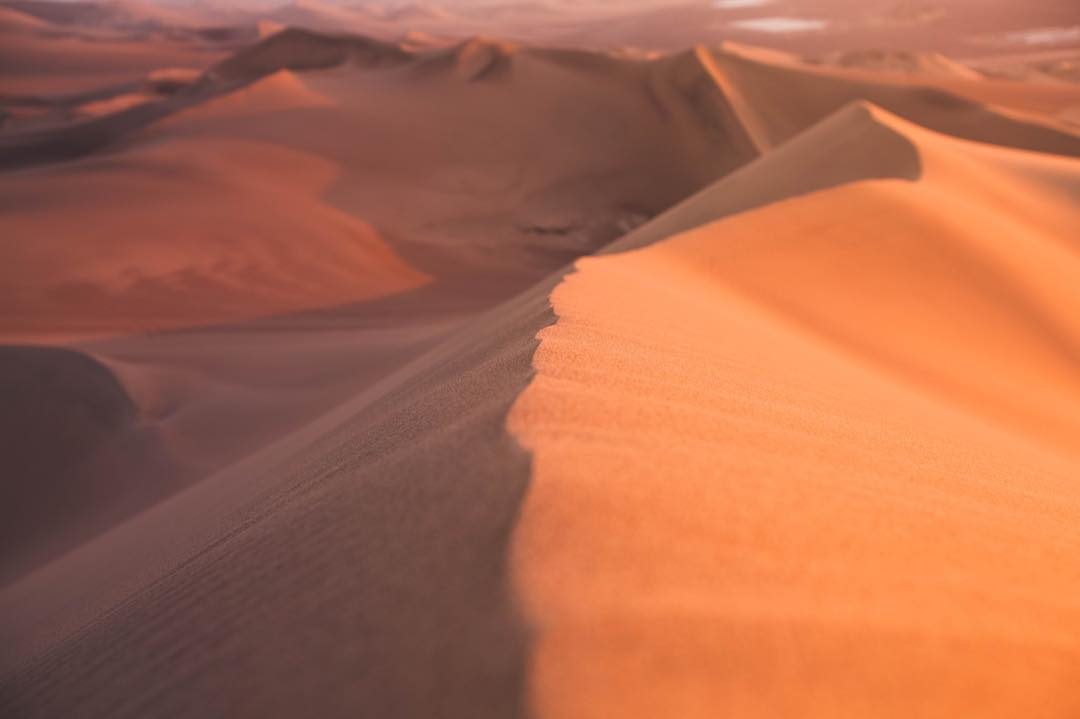 @kylormelton exploring the far reaches of South America.