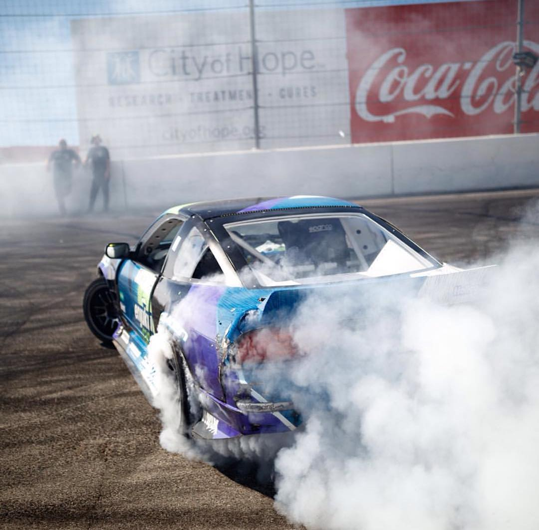 Trends come and go but smokey burnouts with always be cool. Thanks @natehamilton144.