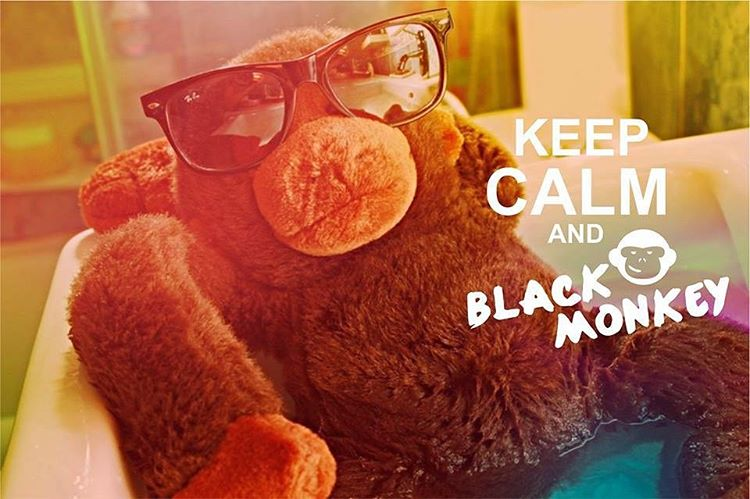 In this Summer 2016, Black Monkey Style
