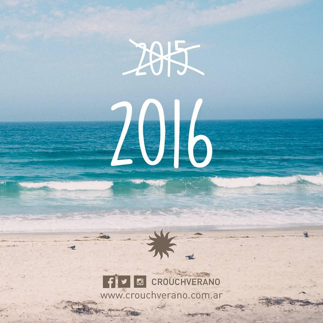 Recargando energías para encarar un año nuevo. ¡Hola 2016!