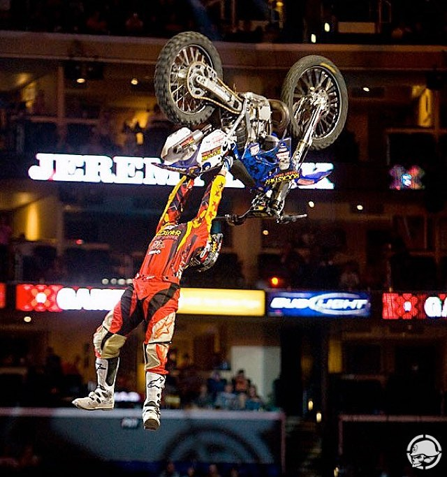 #TBT | This dude was ahead of the #GAME in #FMX