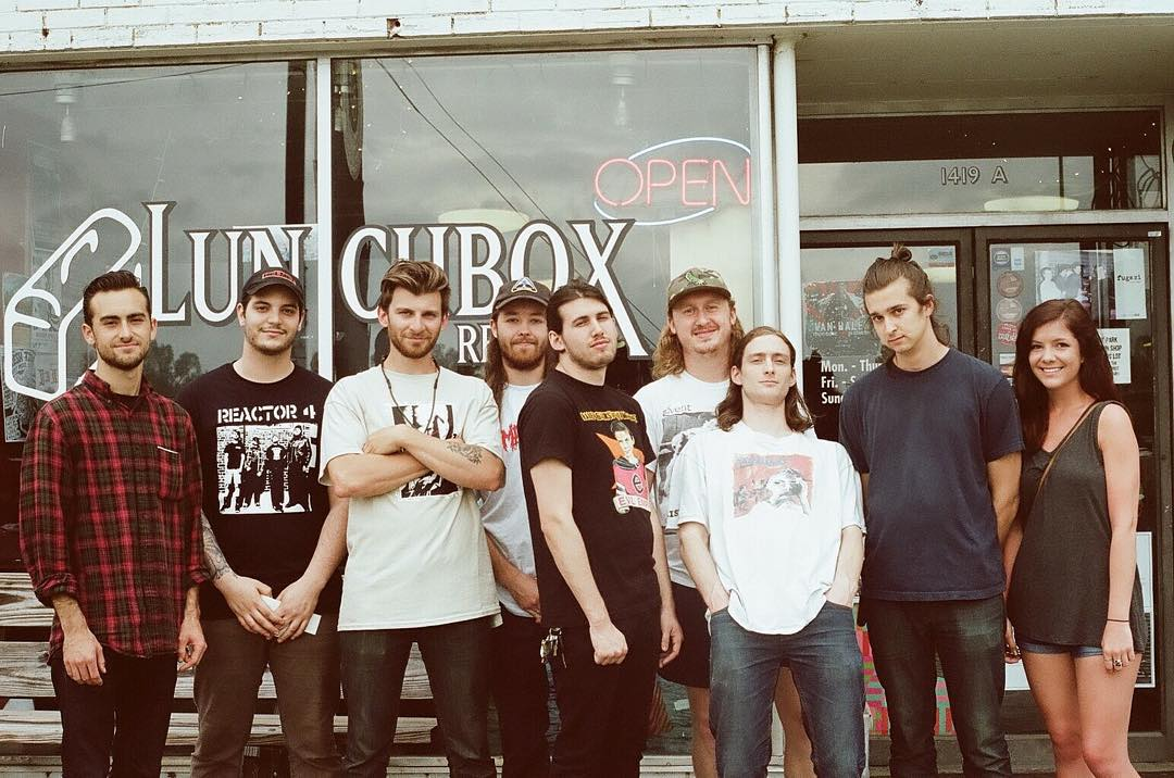 #tbt to Charlotte with the boys + Amy