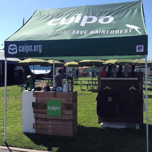 Check out the Cuipo booth at MUSINK tattoo and music festival this weekend at the Orange county fairgrounds. #musink #civ #dansmithtattoo #goldenvoice