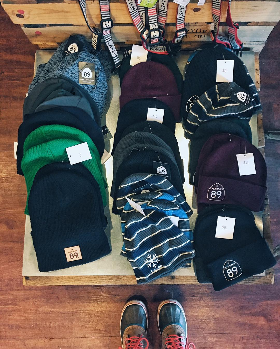 Beanie options