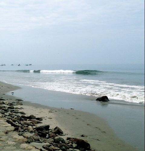 Tiny lefts #katwai #surf #peru