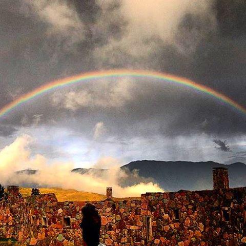 Un super #arcoiris en nuestro querido #jujuy