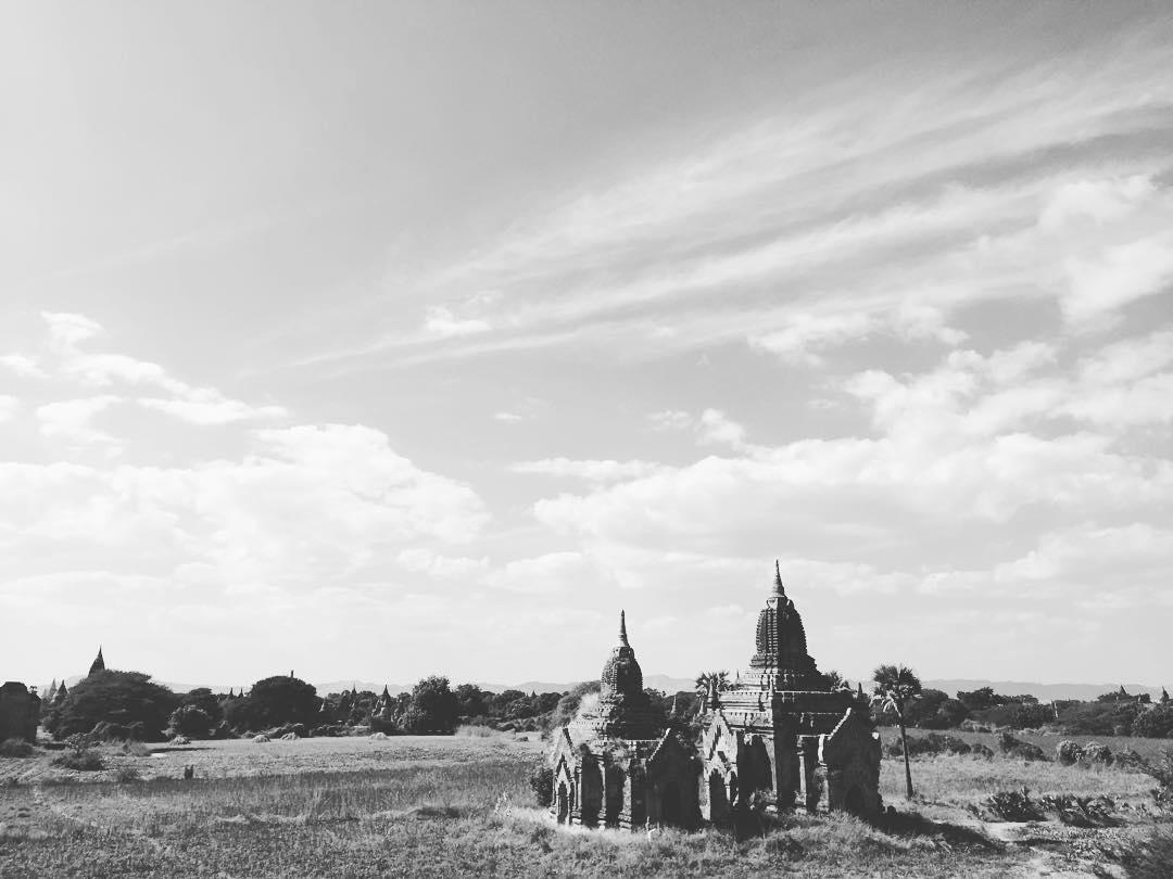 Inmensidad #myanmar #bagan #trippingmood #benga