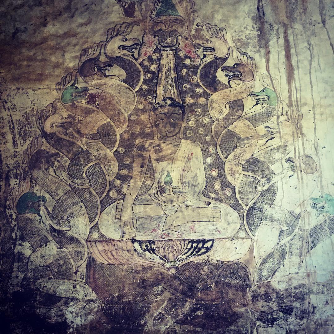 Asciende la sabiduría! #bagan #myanmar #trippingmood #benga