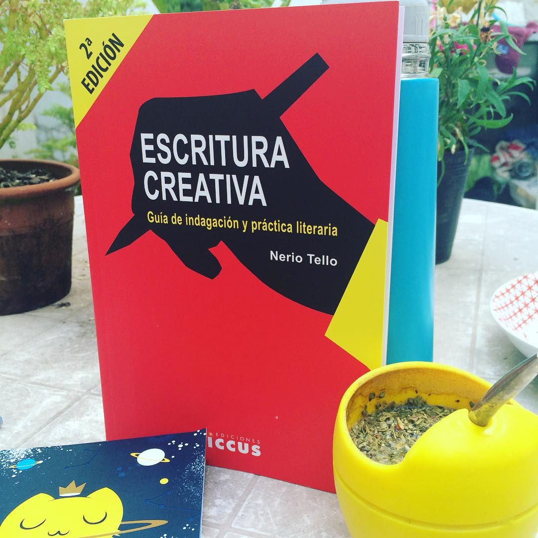 Escritura creativa de mi querido amigo @neriotello #escritura #creativa #2016