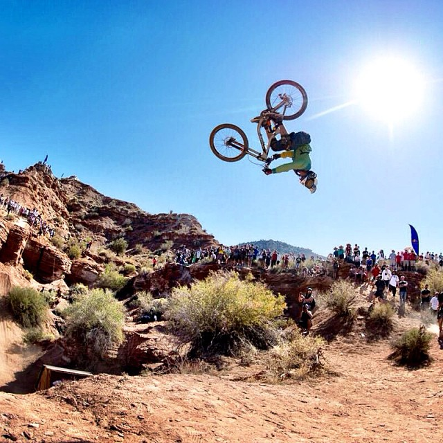 Favorite moment in #rampage history, @antoinebizet. What's yours? #tbt