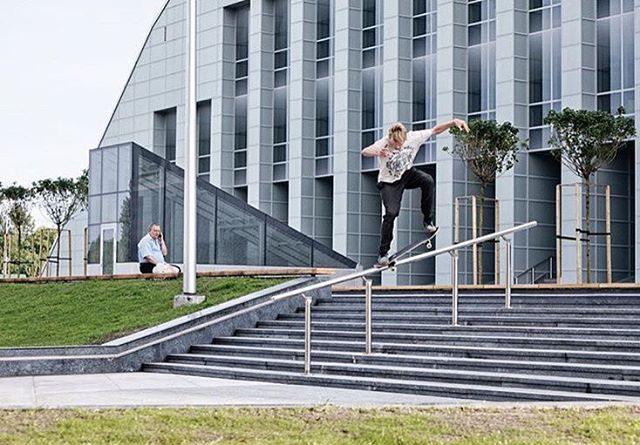 your first challenge to finding this rail would be to find Latvia on a map >>> @madarsapse switch crooks in his backyard >>>