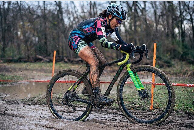 CX Nats is going to be rough this weekend, but we have faith in reimagining Dirty Kanza Champ @amanda_panda_! |