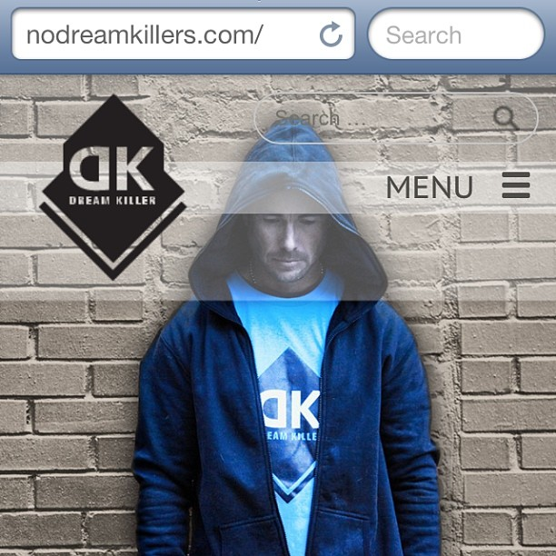 @jessehonsolo1 sharing #BigDreams & doing #GreatThings @ #nodreamkillers.com!!! #CheckEmOut #RockHon!