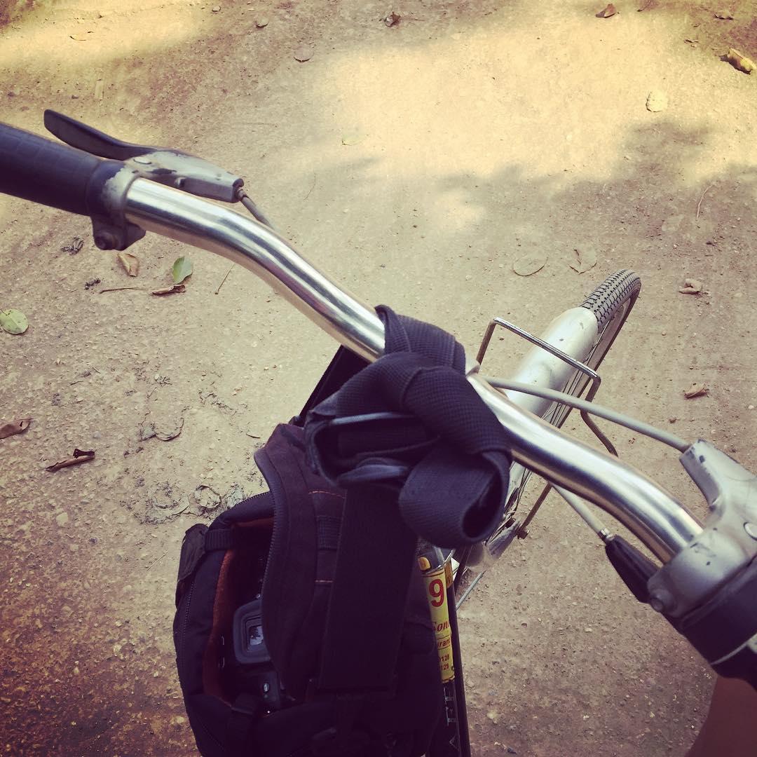 Amores que no se pierden! #bike #myanmar #trippingmood #benga #bagan