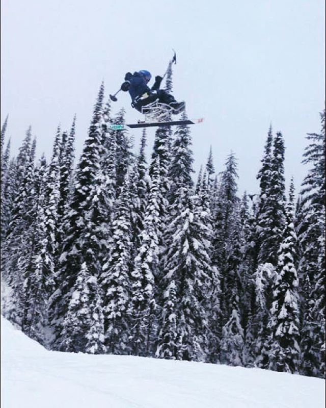 Excited for #highfivesathlete @landonmcgauley who is training for X Games!
