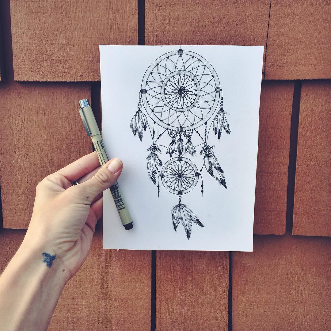 "~ Weekend Sale ~  20% off everything in our online shop with checkout code ""woodstock"" this weekend!  With every purchase you will be entered to win this beautiful, hand drawn dream catcher from the oh so talented @marissaquinn .  Sale ends Sunday at..."