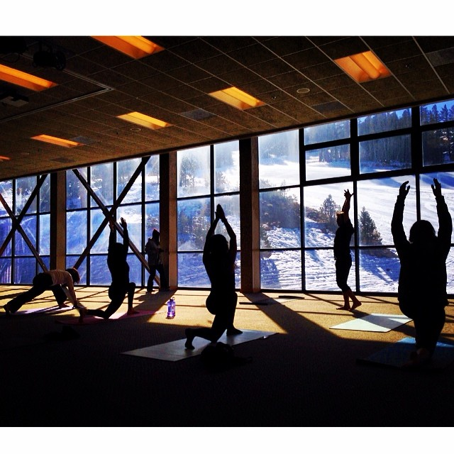 B4BC YOGA HEALS // Good morning from @mammothmountain! We're kicking off today's Shred The Love events with B4BC Yoga Heals courtesy of the Healing Arts Center & Movement Studio in Mammoth, happening right now at Main Lodge overlooking the slopes and...