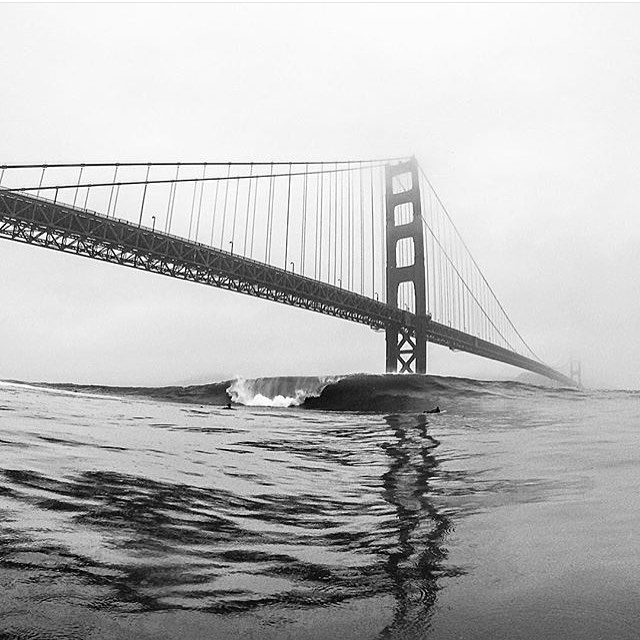 """A mystic place under the mist..."" Our friend @jbphot under the effect of #elniño //"