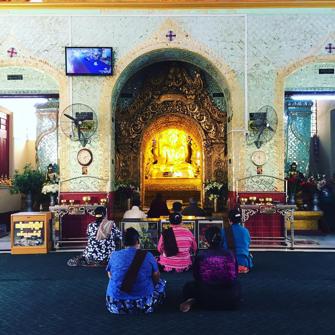 Voces que se elevan #trippingmood #mandalay #myanmar #benga