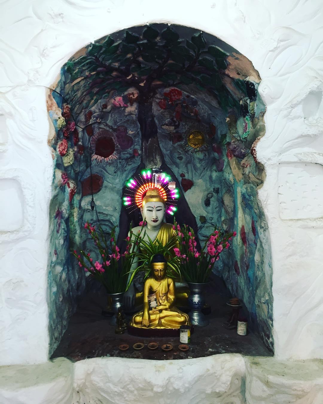 Fuerza interior #benga #myanmar #mandalay #trippingmood