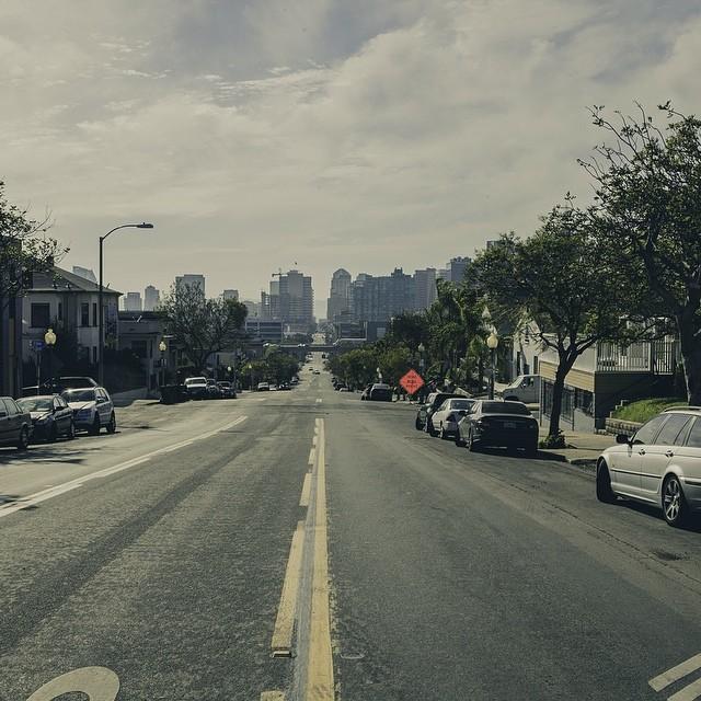 Downtown San Diego #lovematuse