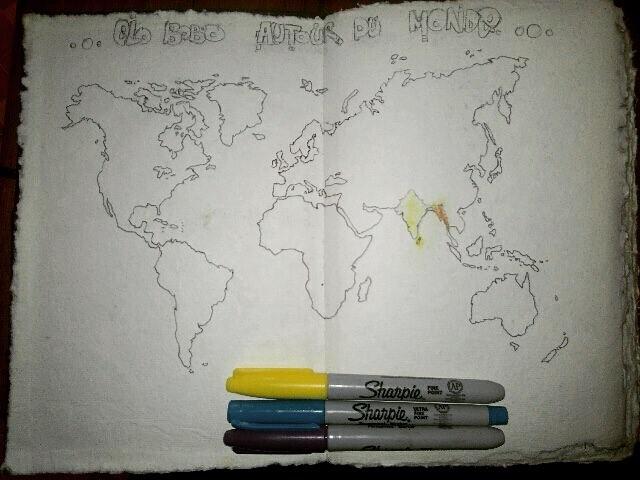 El mundo es nuestro! Gracias ELO Y BOBO!!! #benga