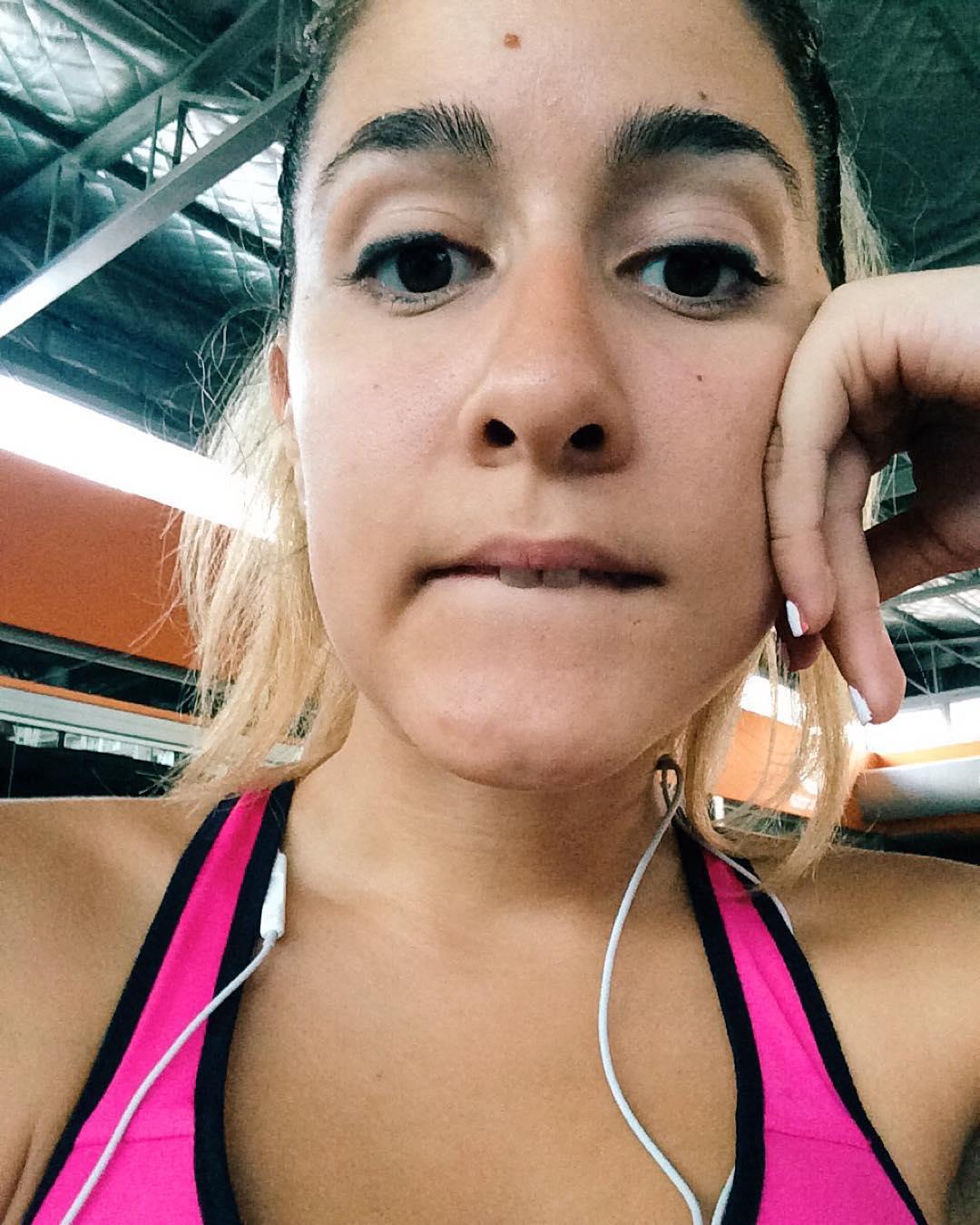 Se corto la luz en el gym y vos tipo... Jajjaa jamas use esa frase pedorra pero que todos tengamos que desalojar el gym... un bajon @megatlon macri devolve la luz #megatlon #gym #fitness #fit #healthy #apple #iphone