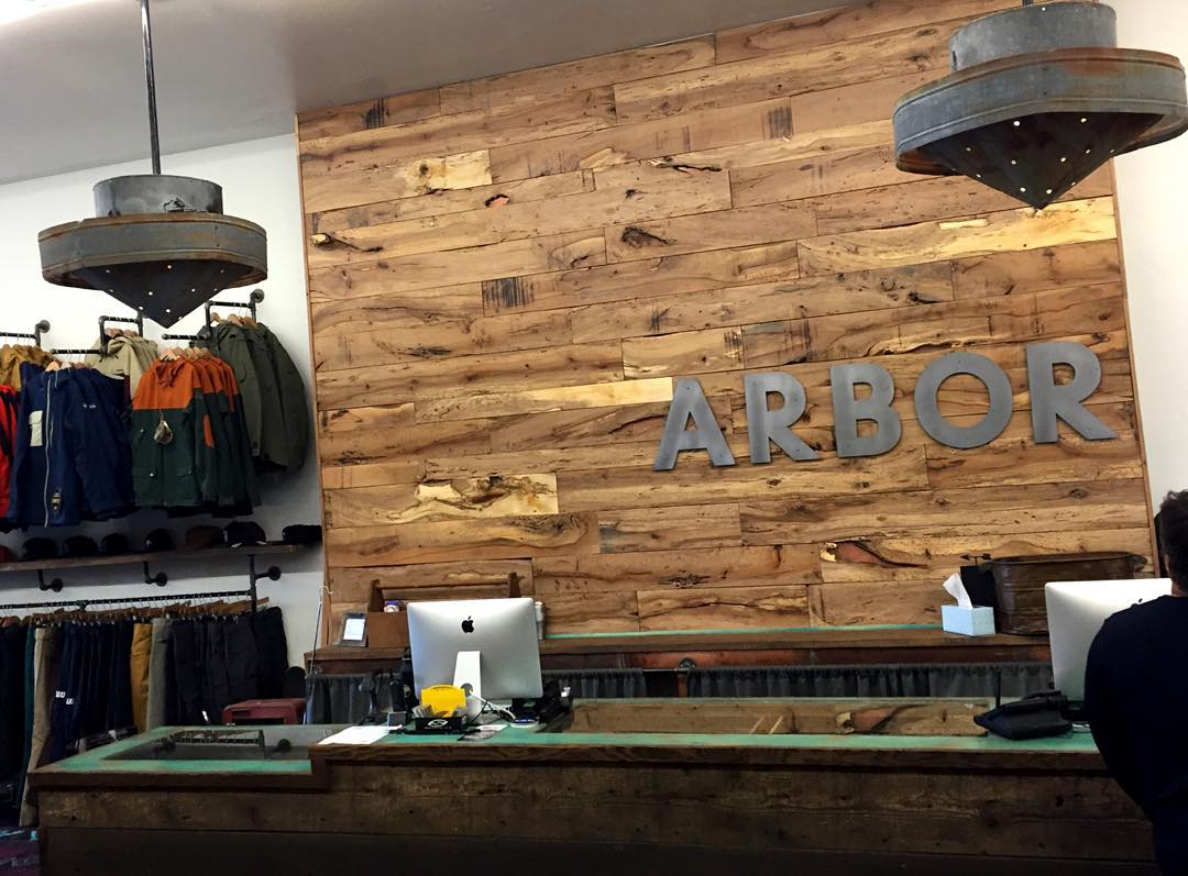 Quick stop by to see good people @arbortahoe | #Truckee #Tahoe