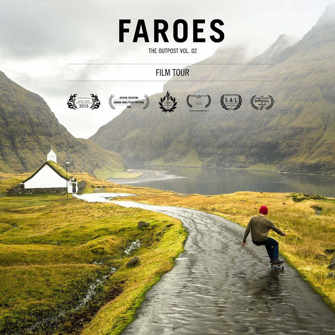 Check out the trailer and upcoming tour dates for @chrisburkard and @benweiland's film FAROES! We're proud to sponsor the film and hope you'll find a tour date near you. The link is in our profile.