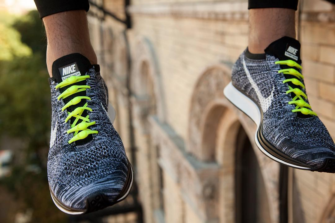 Your fit, your kicks, your way. #LifeWithoutLaces