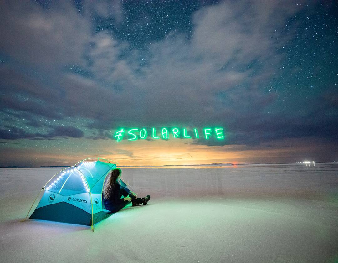 SOLARLIFE.  Photo: @travisburkephotography