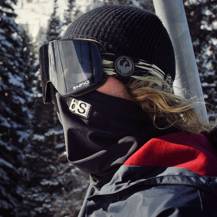 @jonahwilliams' goggle of choice is the Hunter NFX2. Which @dragonalliance frame is your go to?