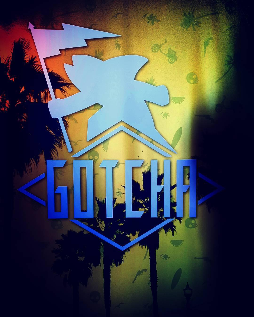 Gotcha #surf #skate #music #art #fun  LAGUNA BEACH, CA.-