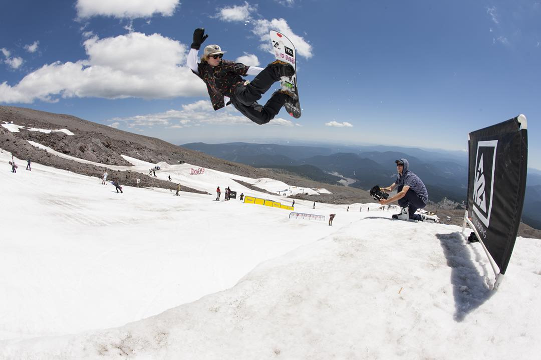 Heading to @highcascade is a summer ritual for us. Enlist by Friday to spread your wings with new gear and board with @austensweetin!