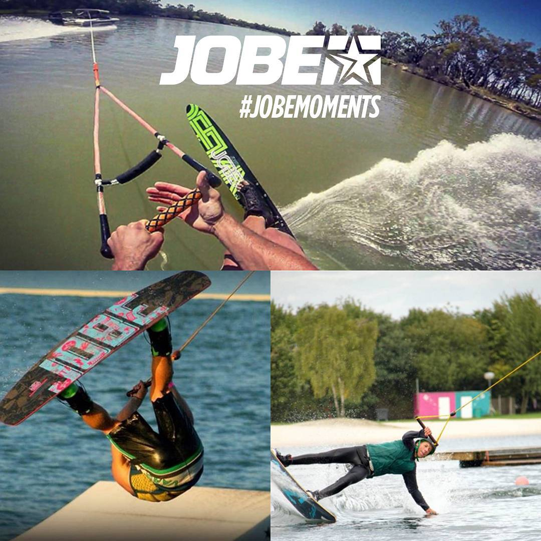 2016 is already filled with some awesome #jobemoments, these week's pics were made by @flowian_a @konnildff and @al_harv  Make sure you keep sharing you favorite watersports moments by using #jobemoments