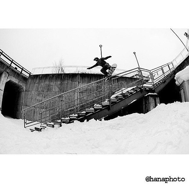 Throwin' it back to this shot of @ErikLeon_ when he worked for this shot in #Japan.