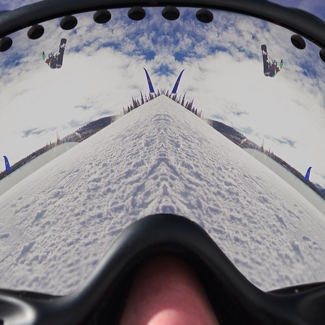 #DoublePipe Double Vision.