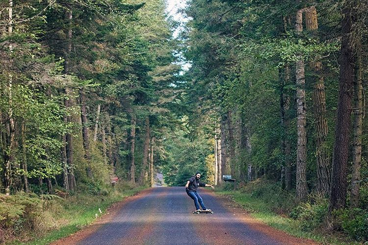 Our photographer @equalmotion trying out our soon to be released Contra longboard in the San Juan Islands. More details about this drop deck soon.  #dblongboards #dbcontra #longboard #_longboardstyle #longboarding #pnw #sanjuanislands #pnwonderland