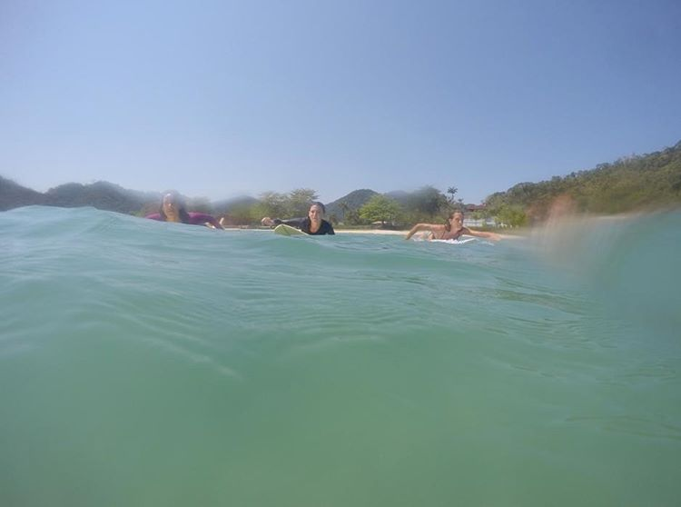 Surf & Friends #katwai #swimwear #surftrip