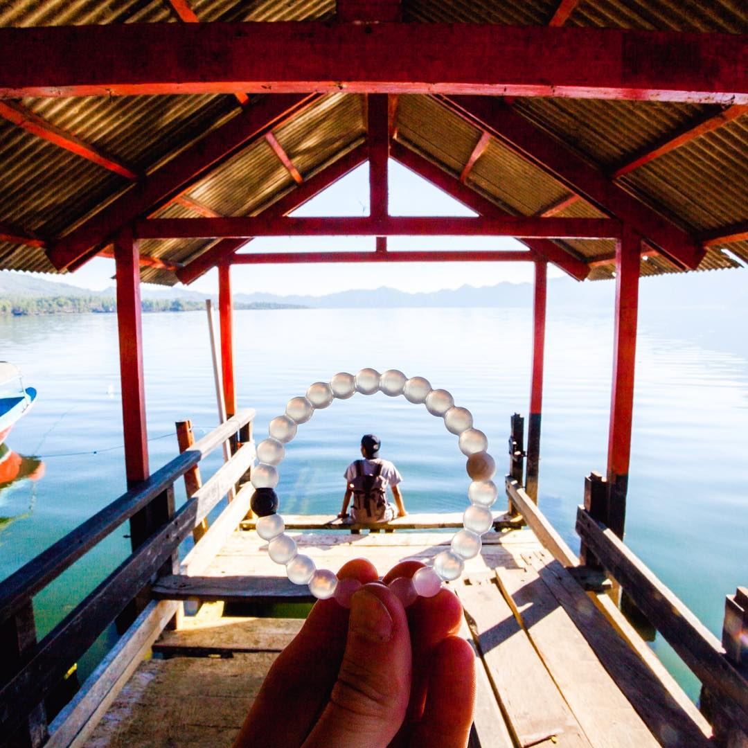 Find balance in your corner of the world. Where do you #livelokai? Thanks @michaelmatti