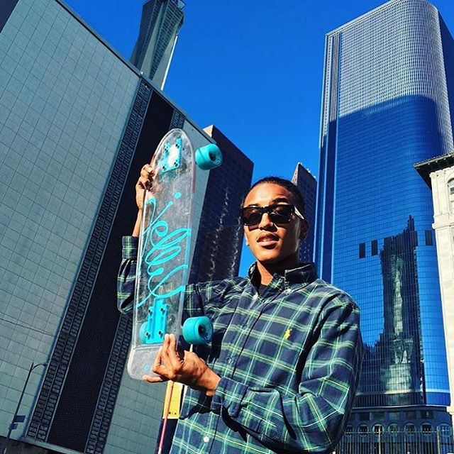 We wake up everyday with one thing in mind...creating the most innovative skateboards in the