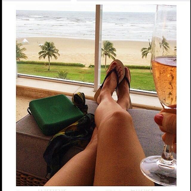 #TôDeHavaianas  #HavaianasMoment #VoyConHavaianas #relax @marinoronha82