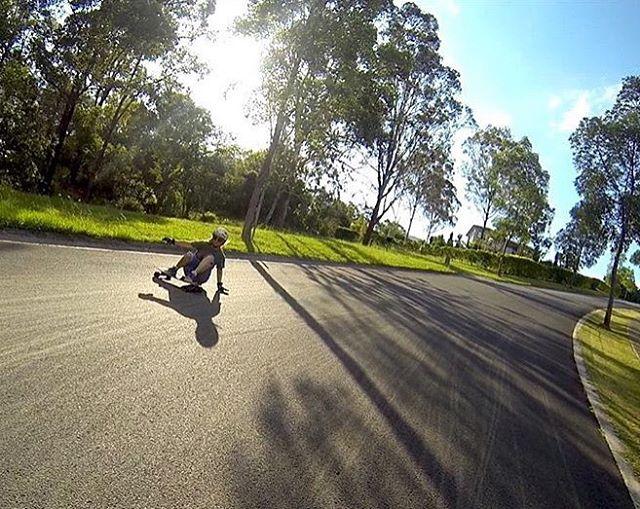 LGC Vietnam & @vietshred Ambassador @annanas_selina shredding Australia. Where did you skate this weekend?  #longboardgirlscrew #womensupportingwomen #skatelikeagirl #lgcvietnam #vietshred #annaselinakager