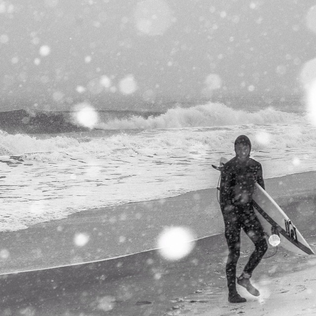 More from the #jerseyshore by  @connorhalpinphoto #coldwatersurf #coldasf