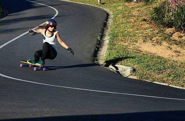 Happy  day to LGC South African Ambassador @andreakatzeff! Hope it's a shred one