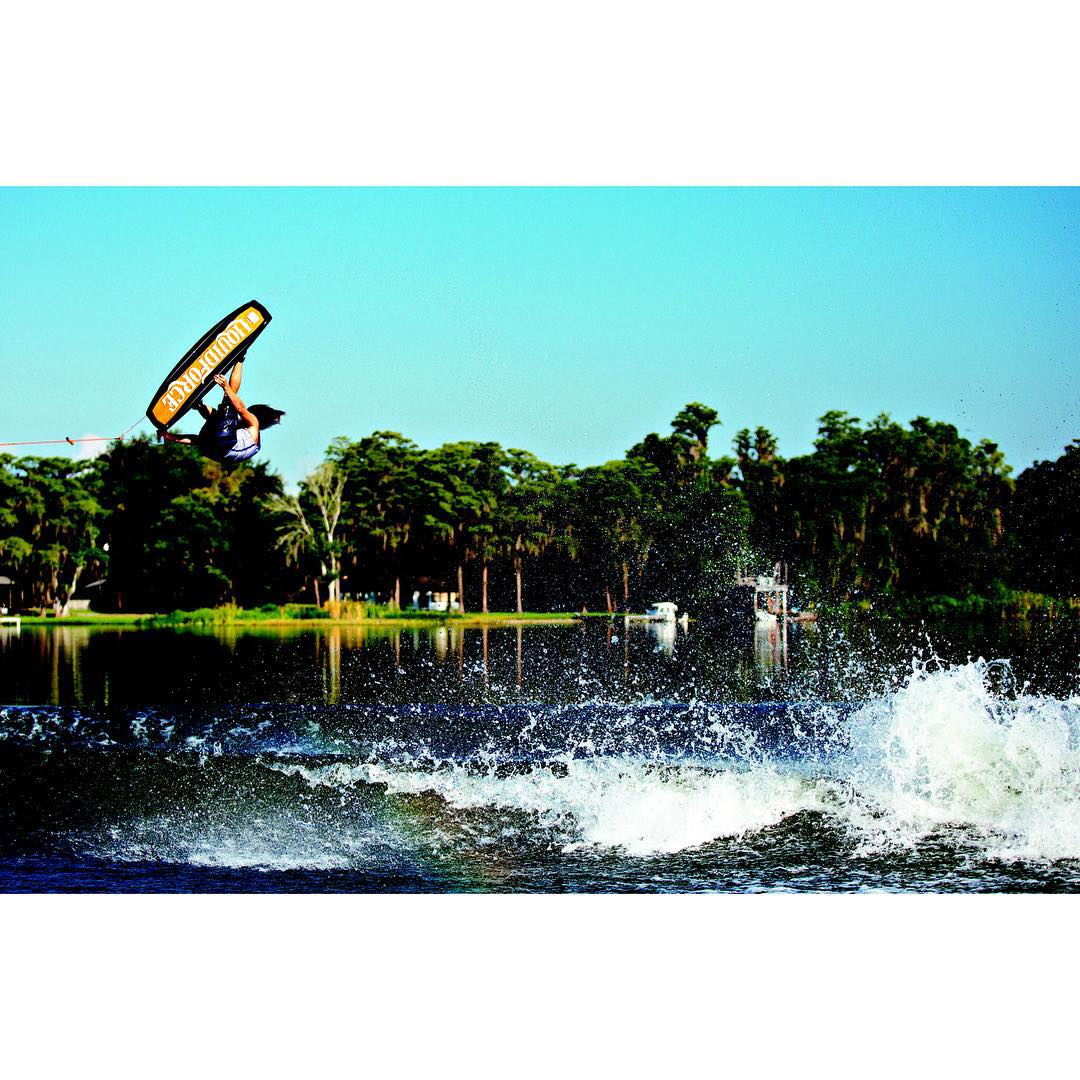 The Ultimate Wake Riding Machine On Steroids!  Take This Board For A Spin NEXT, It's @bobsoven And @alliancewake Approved!  #NEXT #LiquidForce