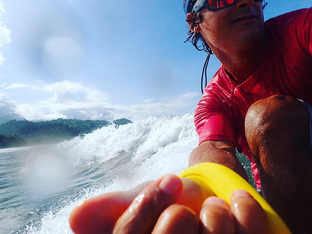 Wishing lots of waves to Bodhi team member, Gibran, for his birthday!