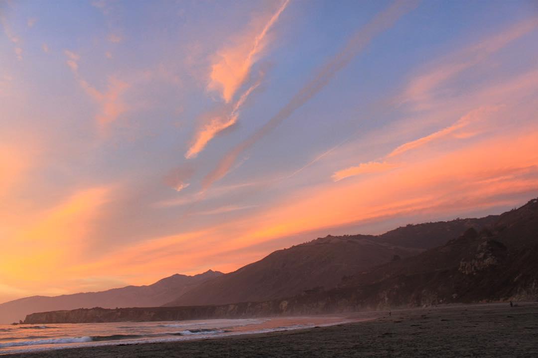 Gettin lost this week.  @japhysurfco #japhysurfco #japhycrew #surf #travel #adventure #highway1 #CA #nofilter #sunset #surfing #beachbum #outdoors  Live #BurntandBarefoot