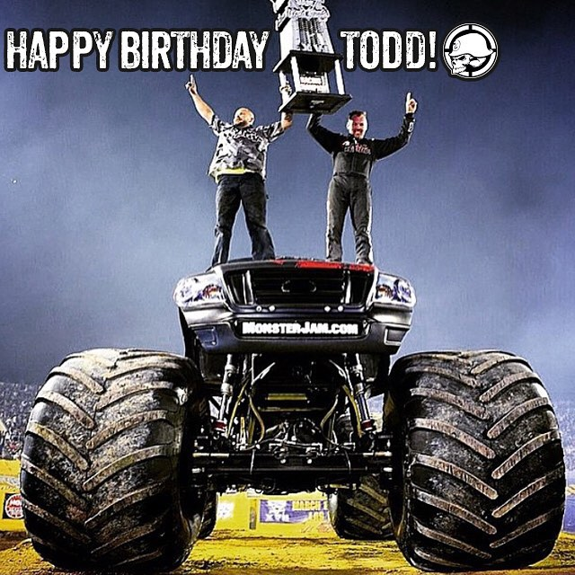 Help us wish @ToddLeDuc a very #HappyBirthday